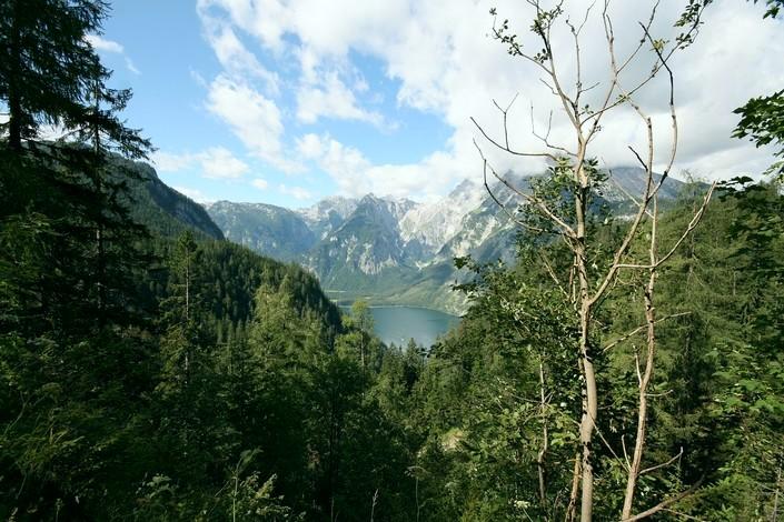 зеро кёнигсзее альпы бавария германия